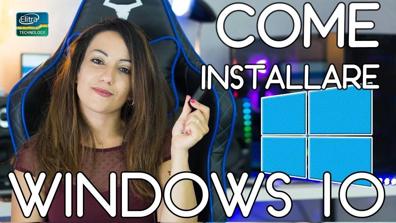 Come installare Windows 10 su PC | Guida passo passo!