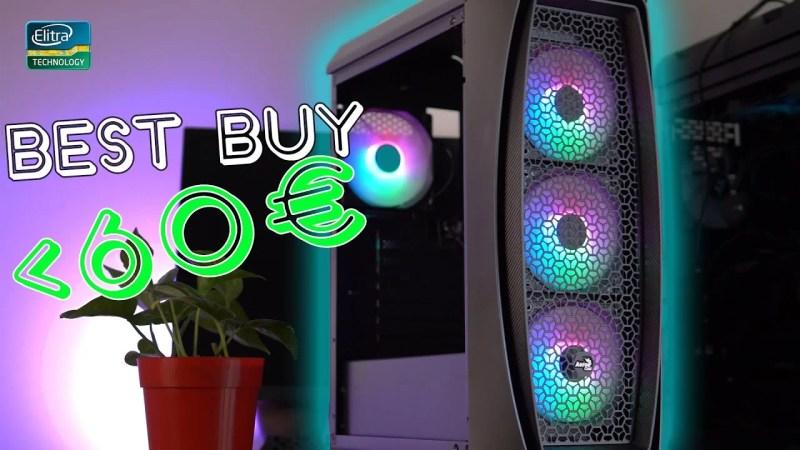 Case da Gaming ECONOMICO – Miglior case sotto i 60€ ?