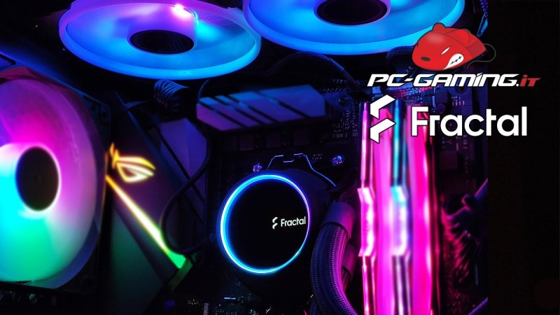 Fractal Design CELSIUS+ S24 PRISMA W/ Pc-gaming.it