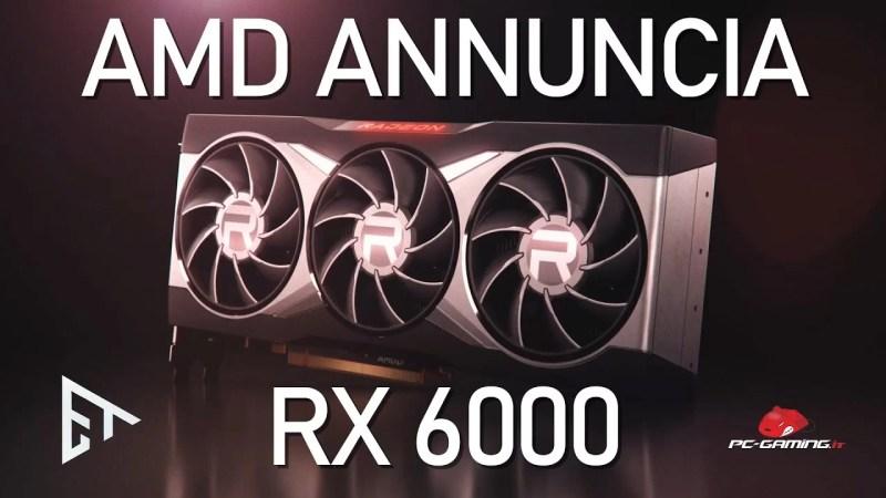 AMD RX 6900XT 6800XT 6800 Prezzi e data di uscita