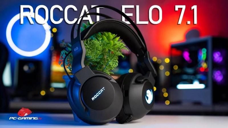 ROCCAT ELO 7.1 USB – Cuffie non solo da gaming