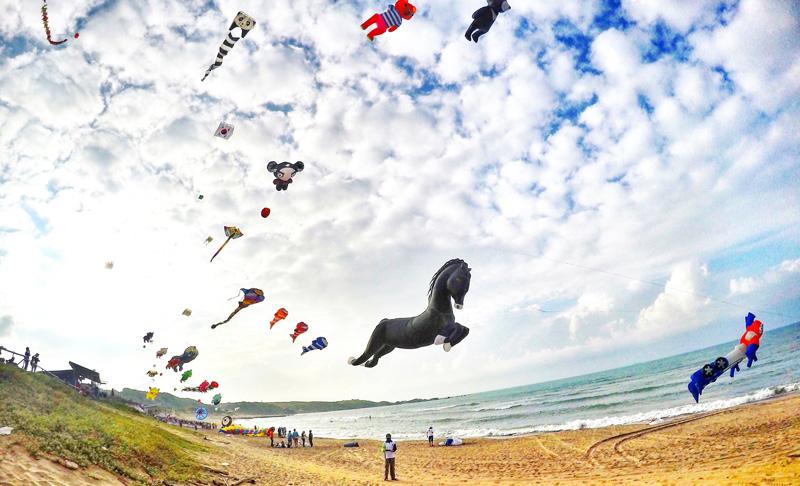 Shimen kite festival