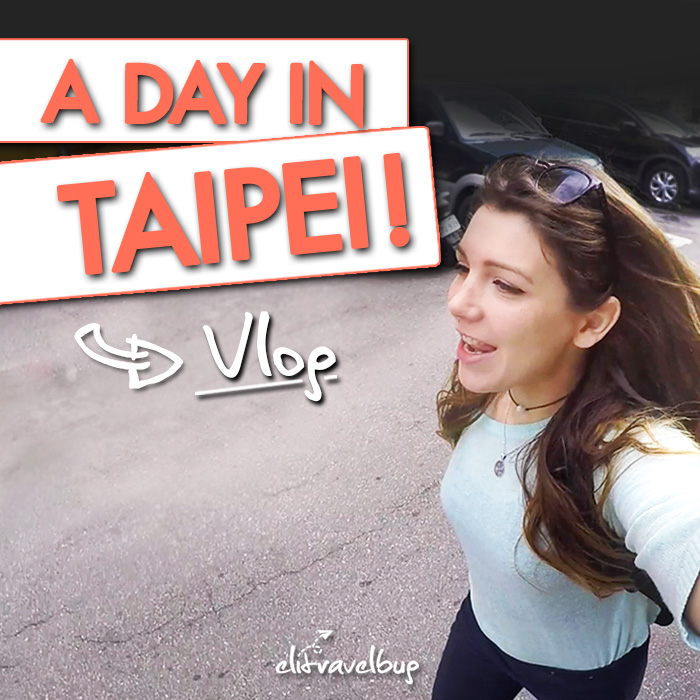 Day In Taipei