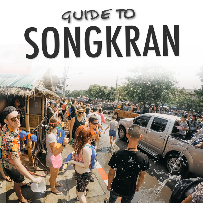 Guide to Songkran