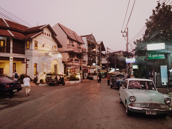 Guide to Songkran, Chiang Mai