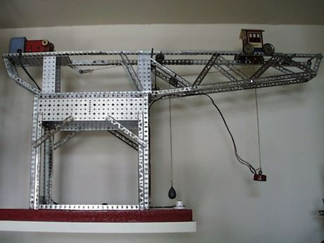 Erector Sets The Eli Whitney Museum And Workshop