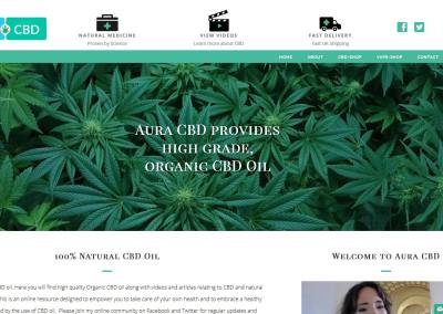 Aura CBD Oils