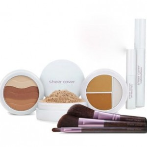 Sheer Cover Studio Introductory VIP Kit