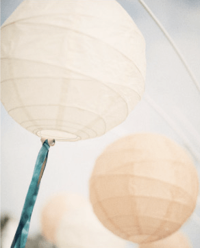 chinese-lanterns-with-ribbons-hanging-down
