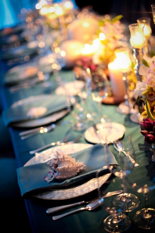 Ocean Themed Wedding Ideas