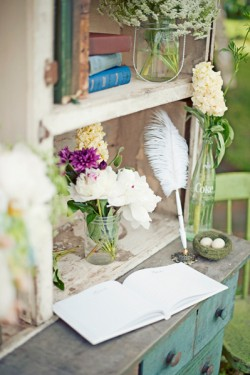 Rustic Vintage Wedding Ideas-02