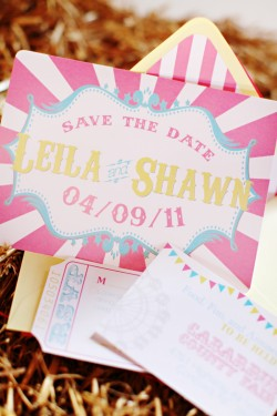 Carnival-Theme-Invitations