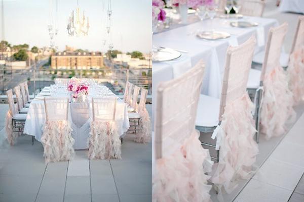 Martha Stewart Ombre Wedding Cake