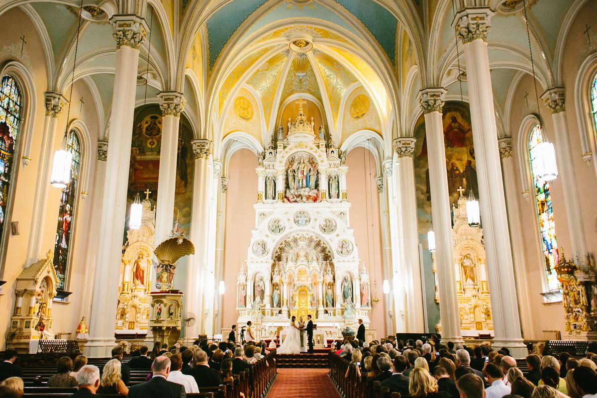 Cathedral Wedding Venue Elizabeth Anne Designs The