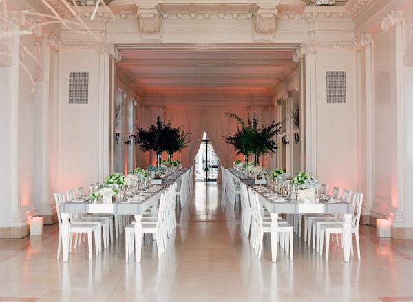 Elegant Modern Mansion Wedding from Tanja Lippert Photography