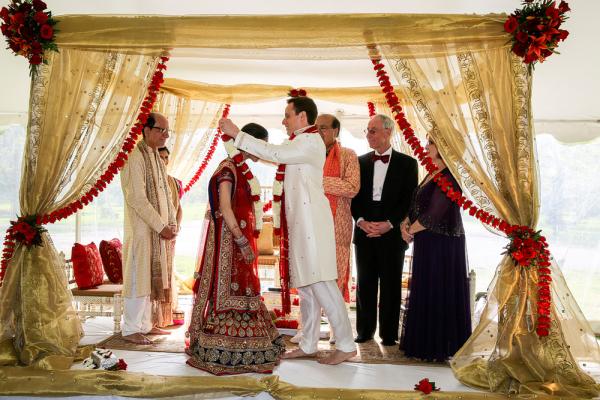 Indian Jewish Wedding From Marie Labbancz Photography