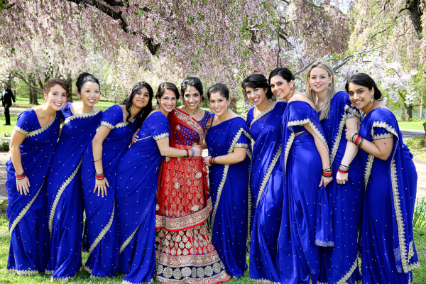 Indian Jewish Wedding From Marie Labbancz Photography