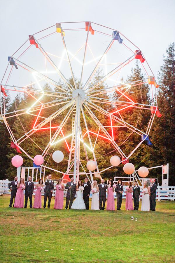 Carnival Inspired Wedding From Alders Photography Elizabeth Anne Designs