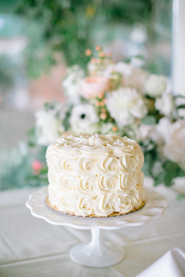 Country Style Wedding Cake Designs