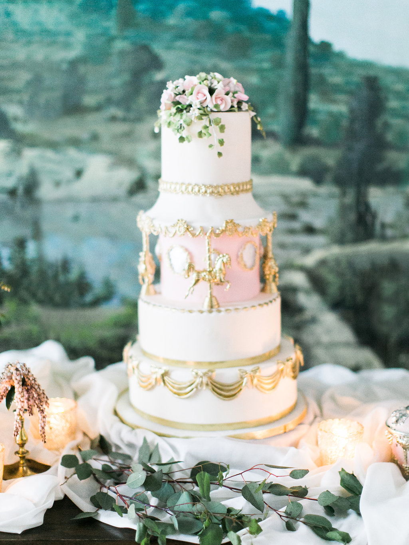 Cinderella Wedding Cake Elizabeth Anne Designs The