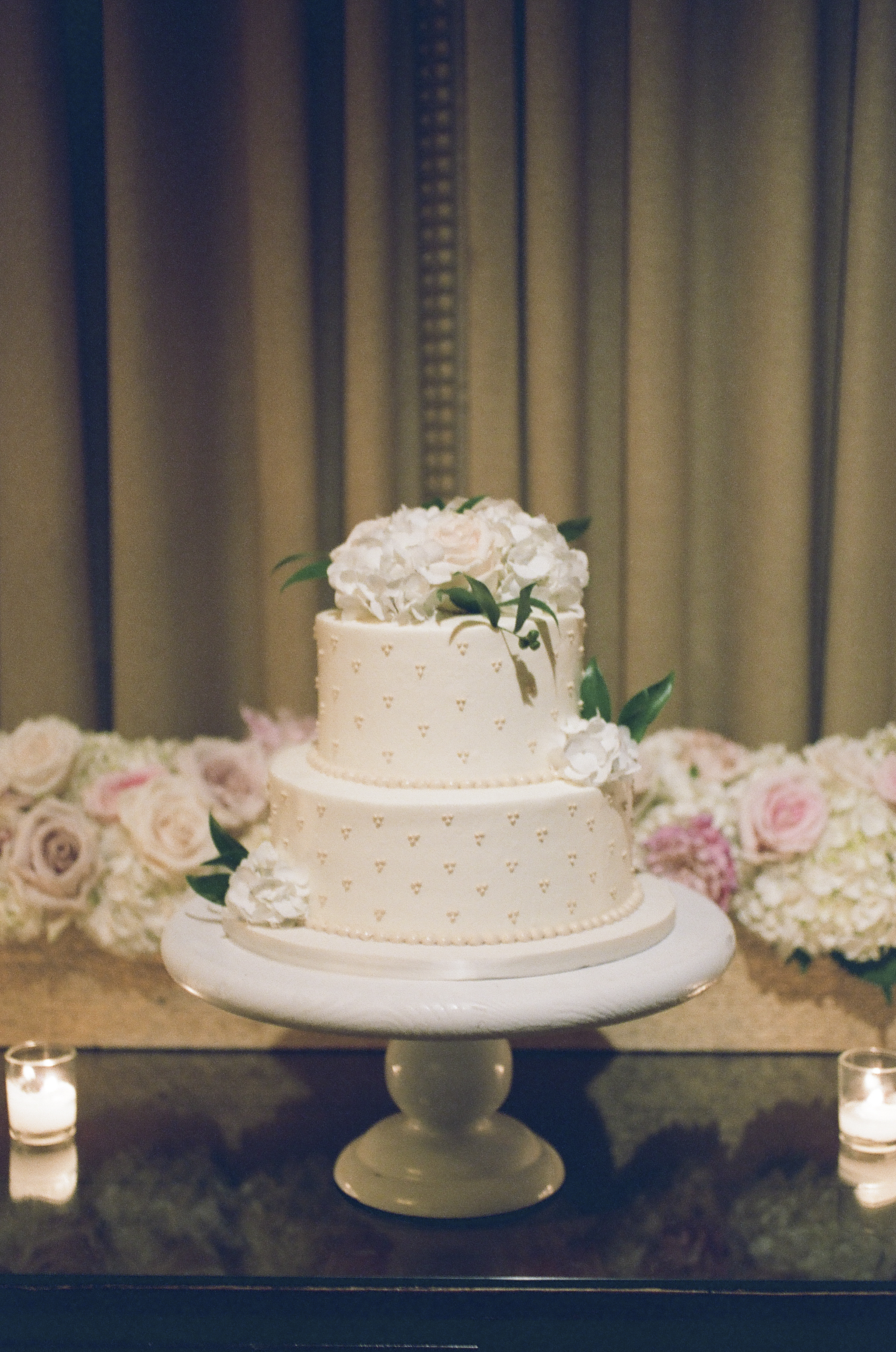 Two Tier Wedding Cake Elizabeth Anne Designs The