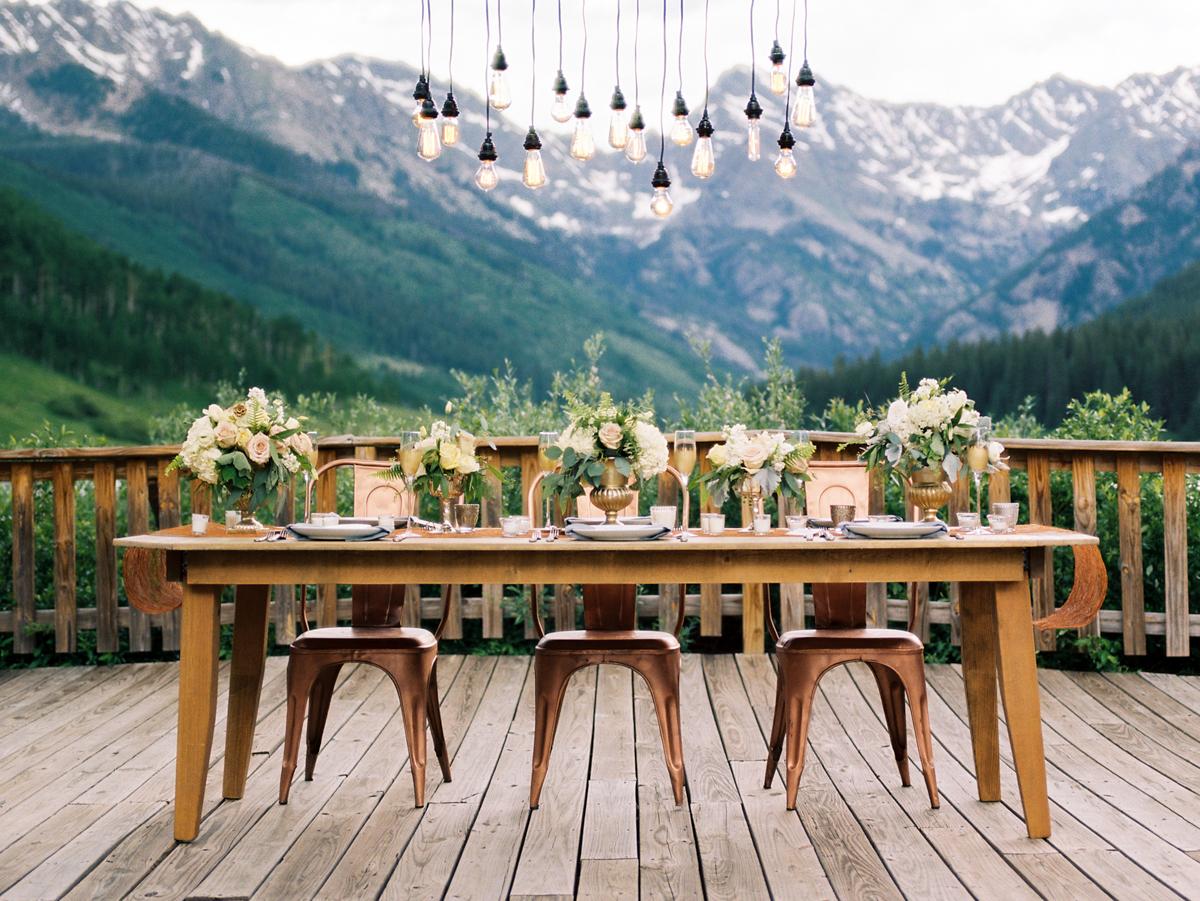 Country Winter Wedding Ideas