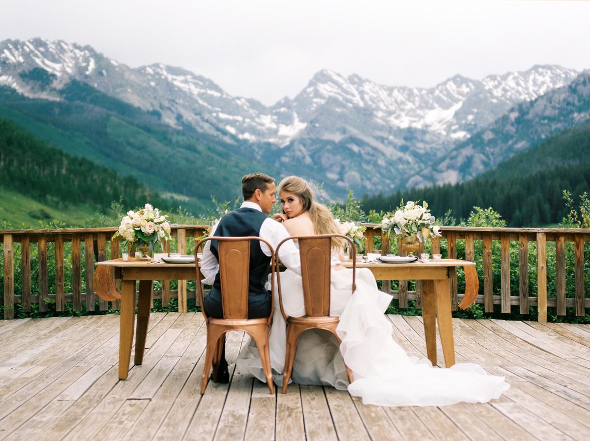 Mountain Wedding Ideas DeFiore Photography 24 Elizabeth