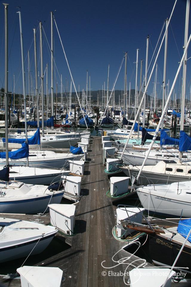 Sausalito Yacht Club, Sausalito, CA