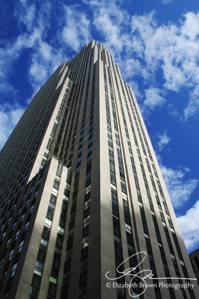 Rockefeller Center in New York, NY