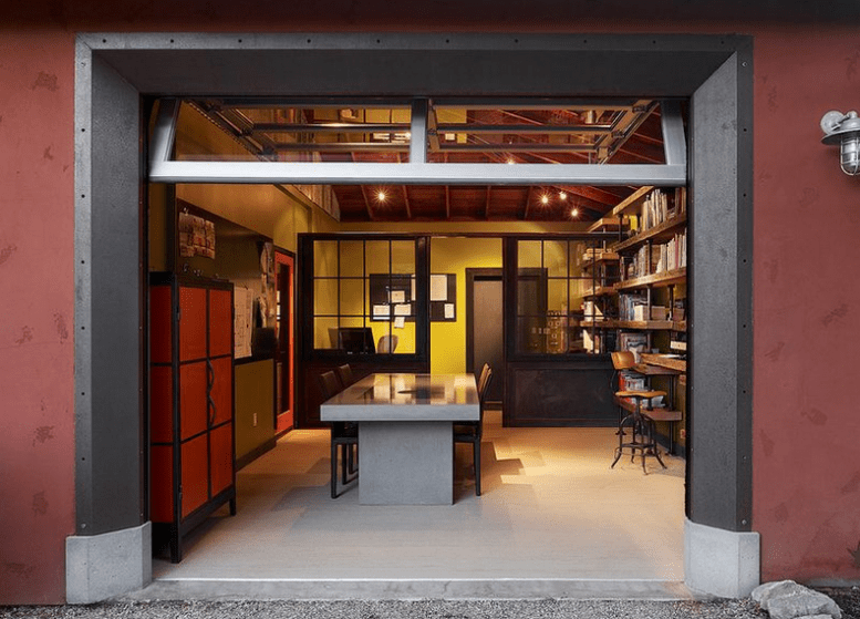 Unique Garage Designs | Elizabeth Erin Designs on Garage Decorating Ideas  id=22917