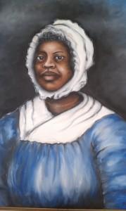 Elizabeth Freeman portrait