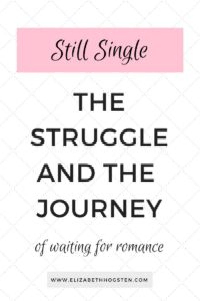 I have been single longer than I ever desired or planned, but I can't help being thankful. Click to read why.