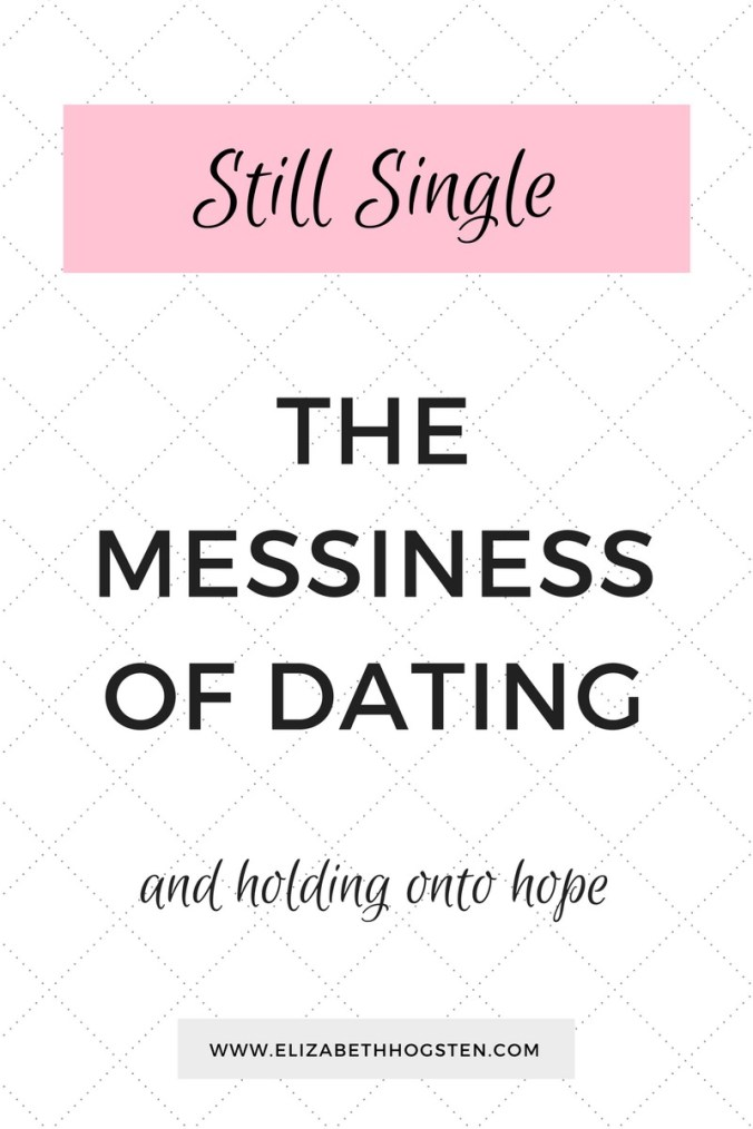 I am date phobic. Want to learn how I'm holding onto hope for love? Click through to find out!