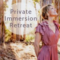 immersion retreat
