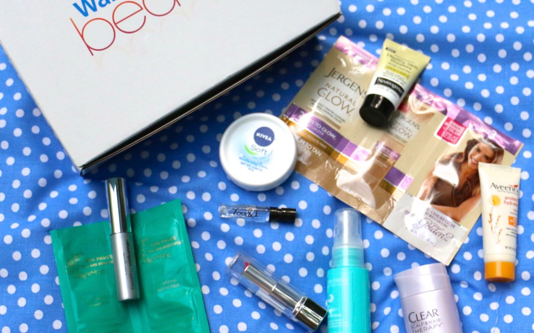 Walmart Beauty Box Summer 2015 Unboxing