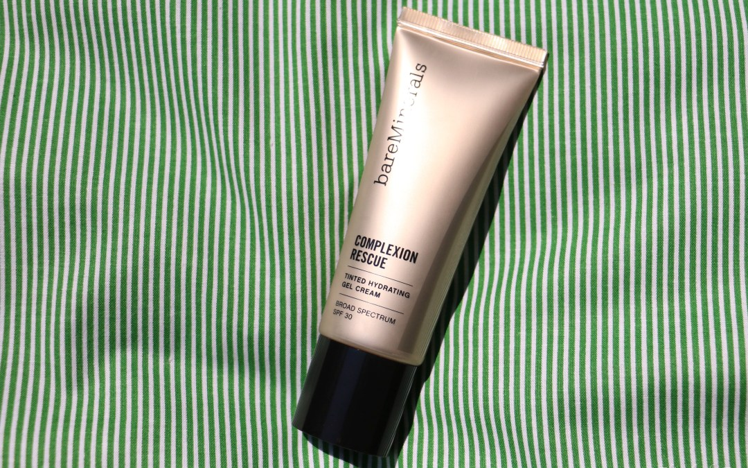 bareMinerals Complexion Rescue Tinted Hydrating Gel Cream | Review