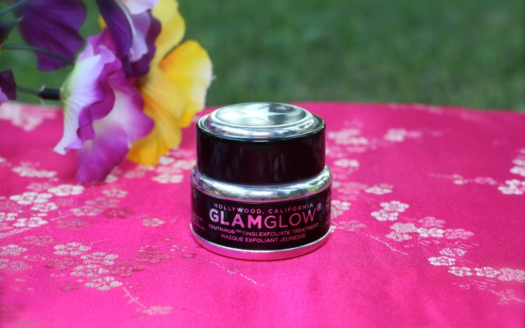 Glam Glow Youthmud Tinglexfoliate Mask | Review