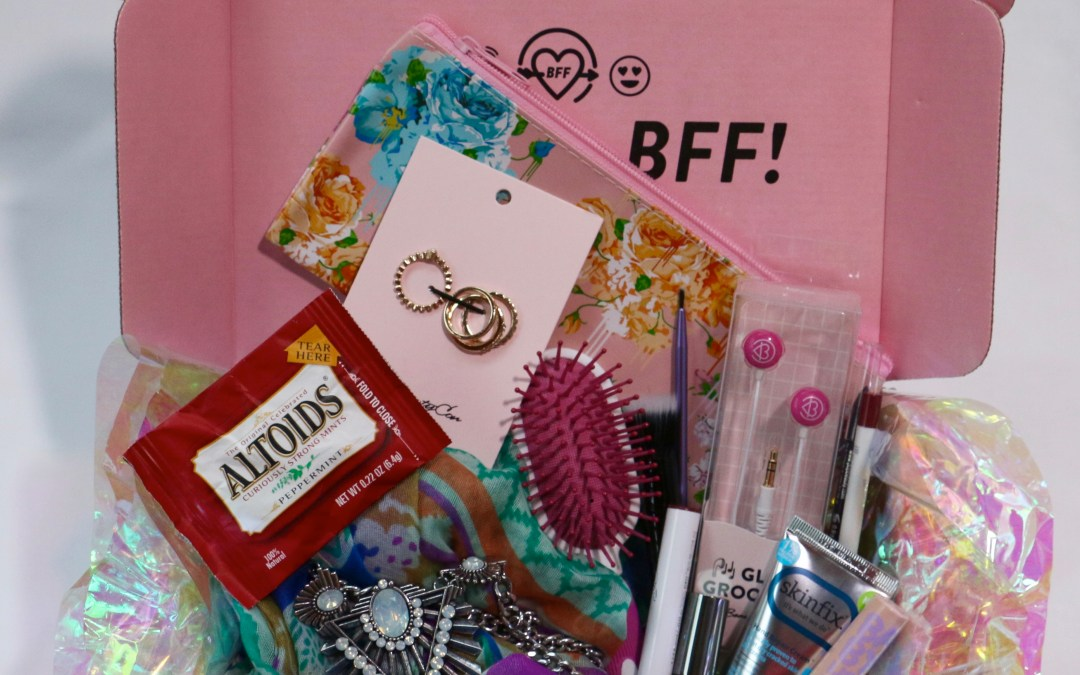 BeautyCon BFF Fall Essentials Box