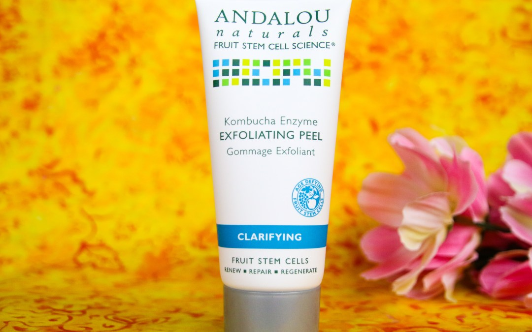 Andalou Kombucha Enzyme Exfoliating Peel | Review