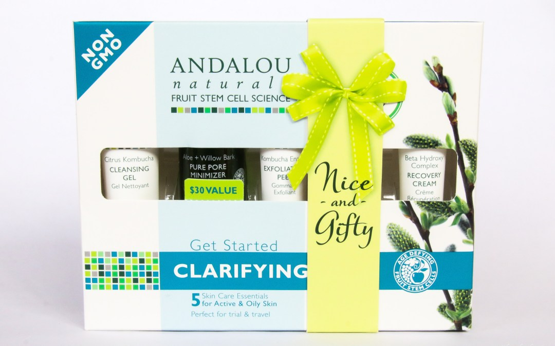 Andalou Clarifying Kit | Review