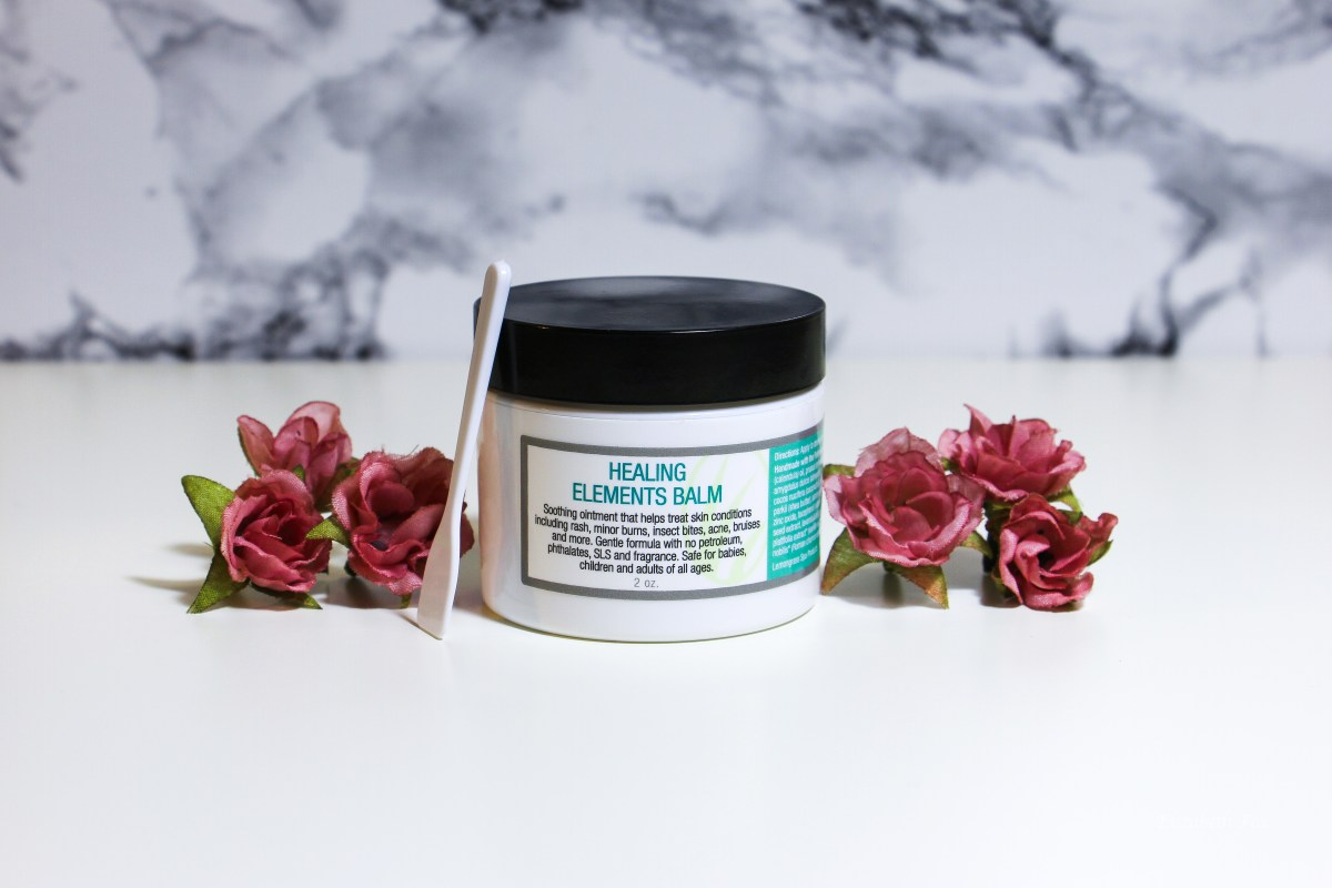 Lemongrass Spa Healing Elements Balm | Review