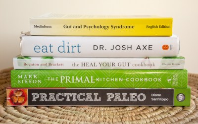 5 Great Books For Gut Health