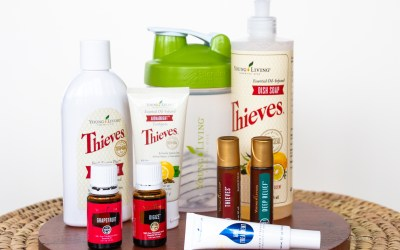 Young Living Essential Rewards – May 2019