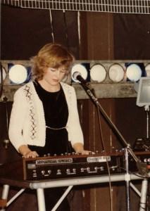 Elizabeth Montague at the Boom Boom Room in Santa Barbara, CA