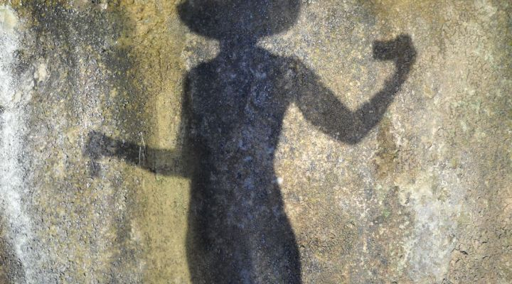 Shadows at the Beach Photos