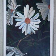 Painting by Elizabeth Morgan