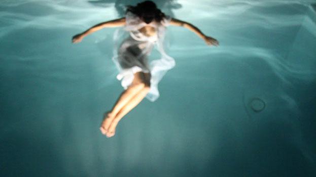 Untitled (Paradise II) HD video still 2012