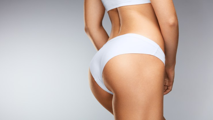 Create Full Buttocks with Sculptra®