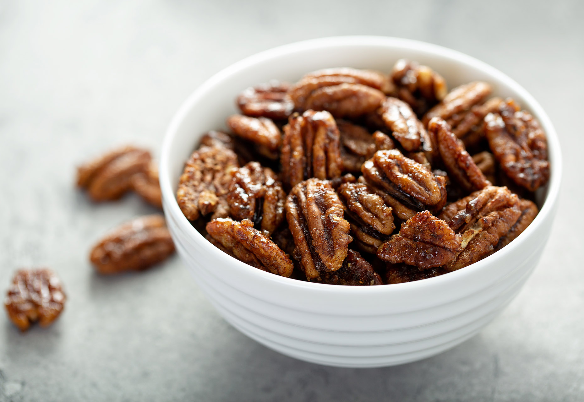 candied pecans, pecans, homemade candied pecans, homemade pecans, homemade salad topping, salad topping, sweet salad topping