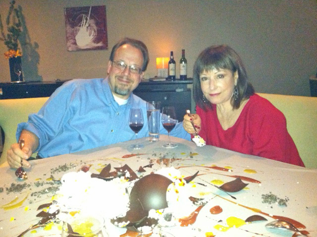 A Night at Alinea Restaurant in Chicago